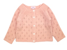 Noa Noa Miniature cardigan uld evening sand